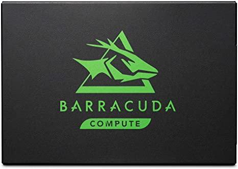 Seagate BarraCuda 120 SSD, 1 TB, 2.5 pulgadas, SATA a 6 Gb/s (ZA1000CM10003)