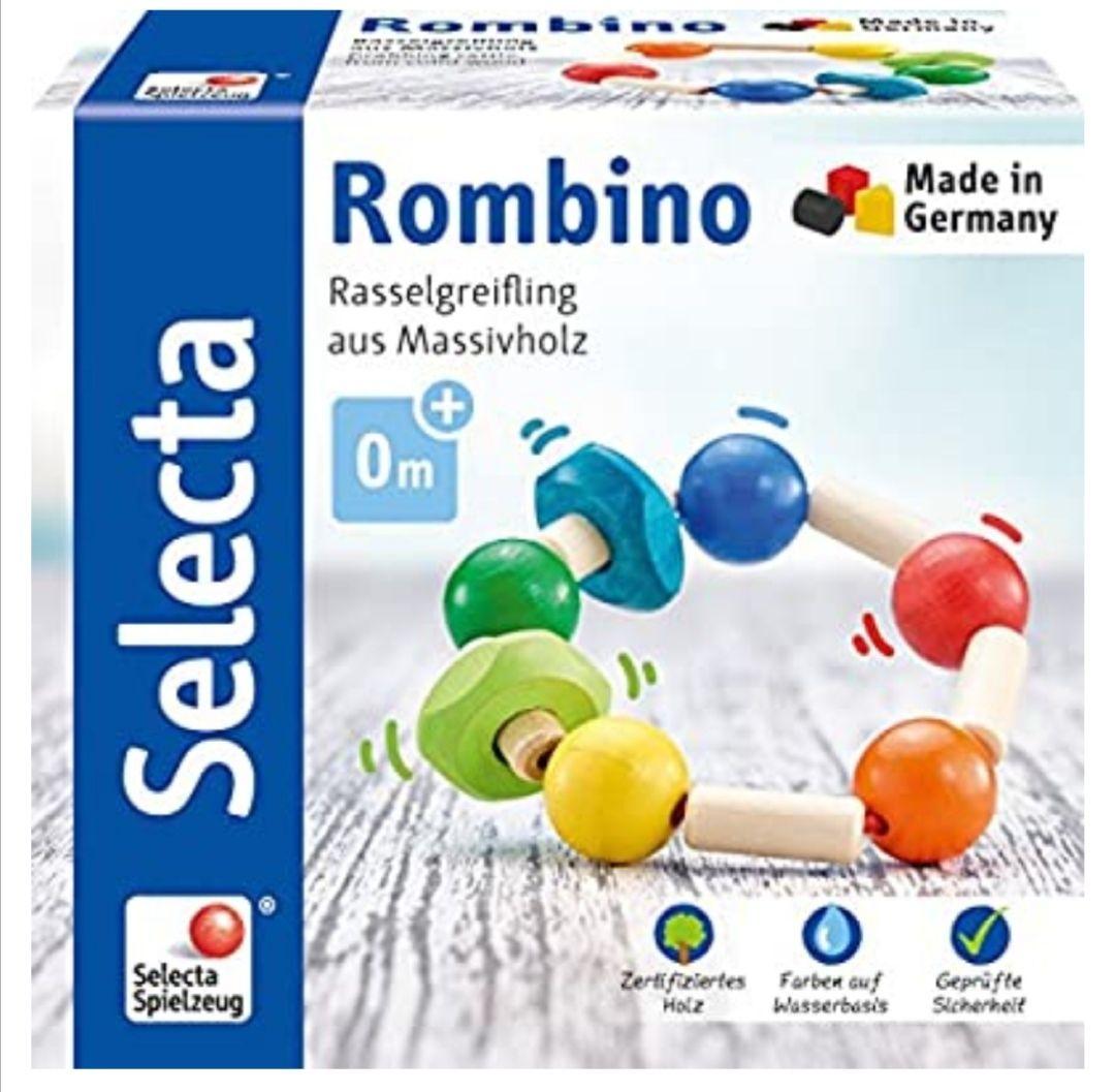 Selecta 61009ROM Bino, Multicolor