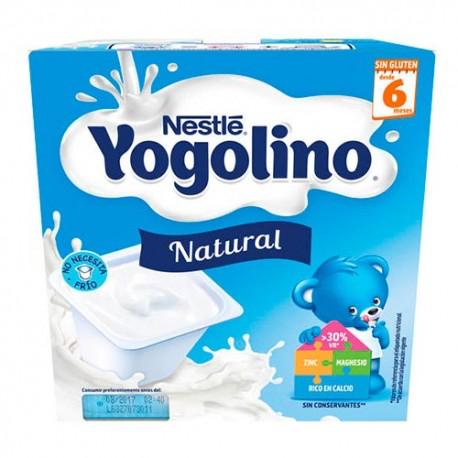 Nestlé Yogolino a 0,59€ en DIA
