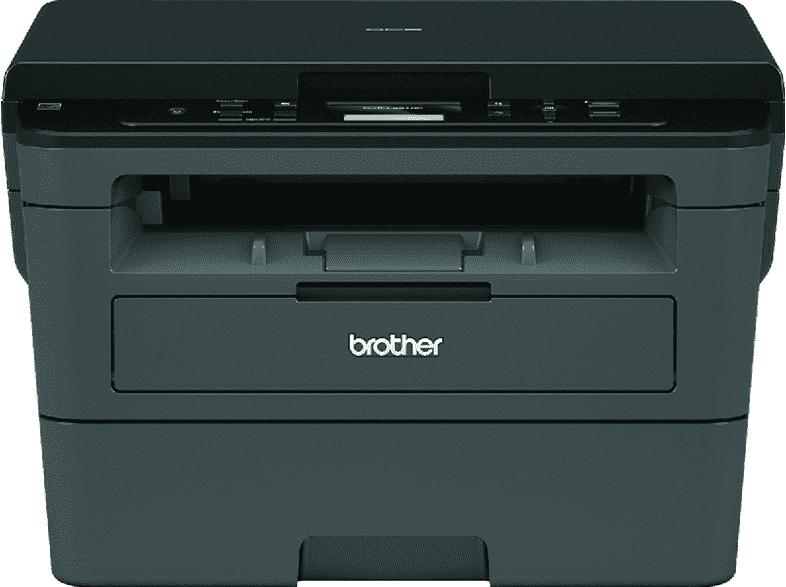 Impresora multifunción láser monocromo- Brother DCPL2510D