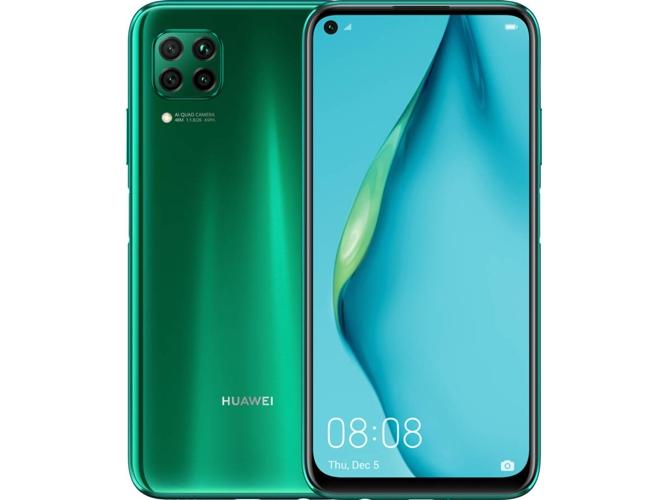 Huawei P40 Lite 6/128GB Verde Desde España Solo 193€