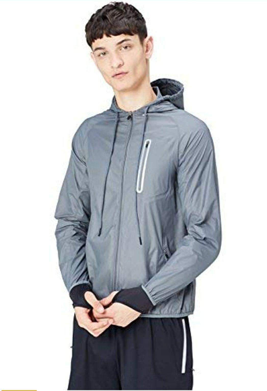 TALLA M - Activewear Cortavientos para Hombre