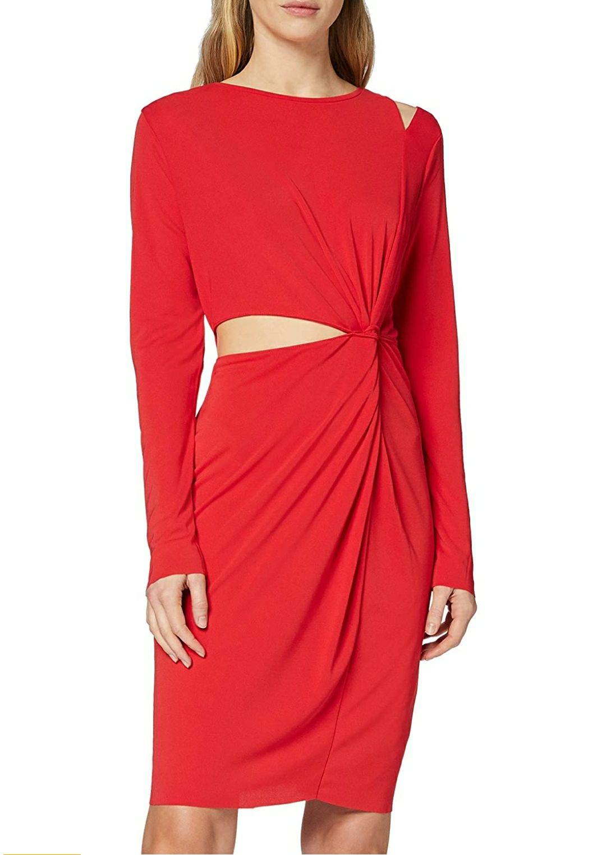 TALLA 40 - Marca Amazon - find. Vestido de Noche para Mujer