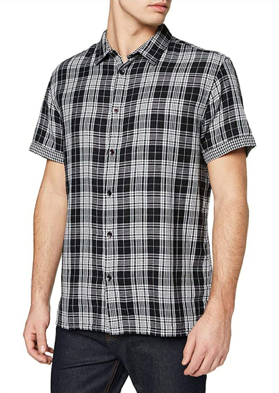 TALLA M - Marca Amazon - find. Camisa Hombre