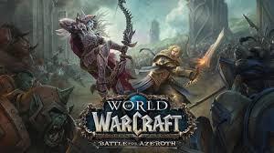 Preciazo para World of Warcraft: Battle for Azeroth !