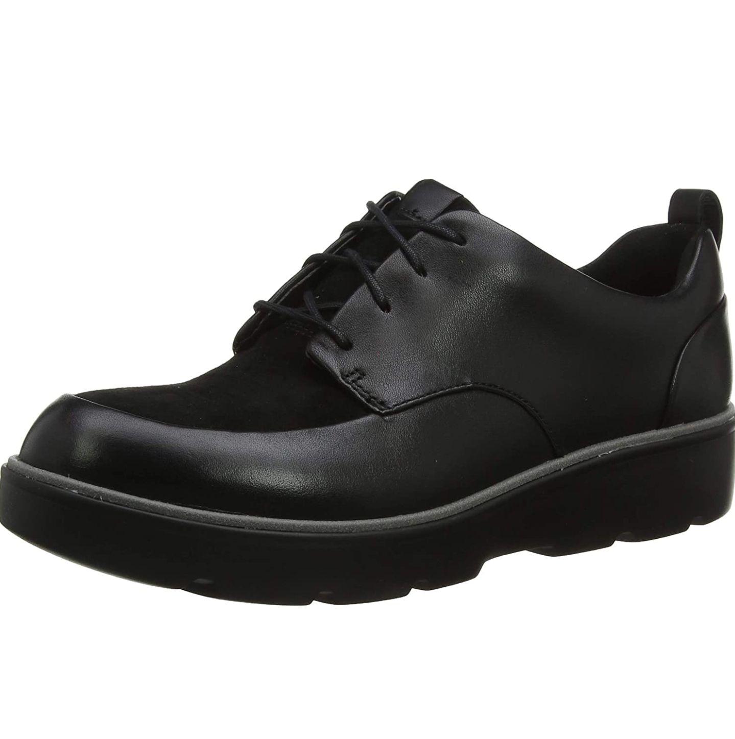 Zapatos Clarks Derby de mujer