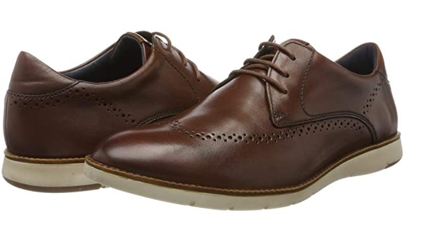 TALLA 45 - Josef Seibel Tyler 33, Zapatos de Cordones Derby para Hombre