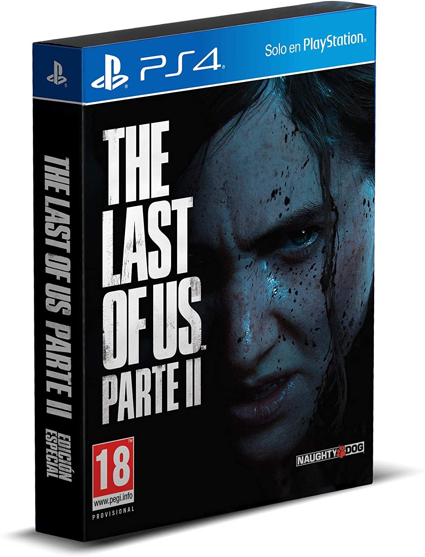THE LAST OF US PARTE II EDICIÓN ESPECIAL para PS4