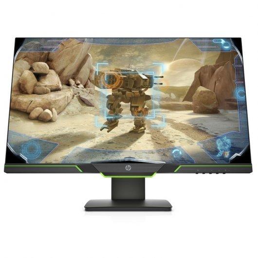"Monitor Gaming HP 25x 24.5"" LED FullHD 144hz Freesync 1ms"