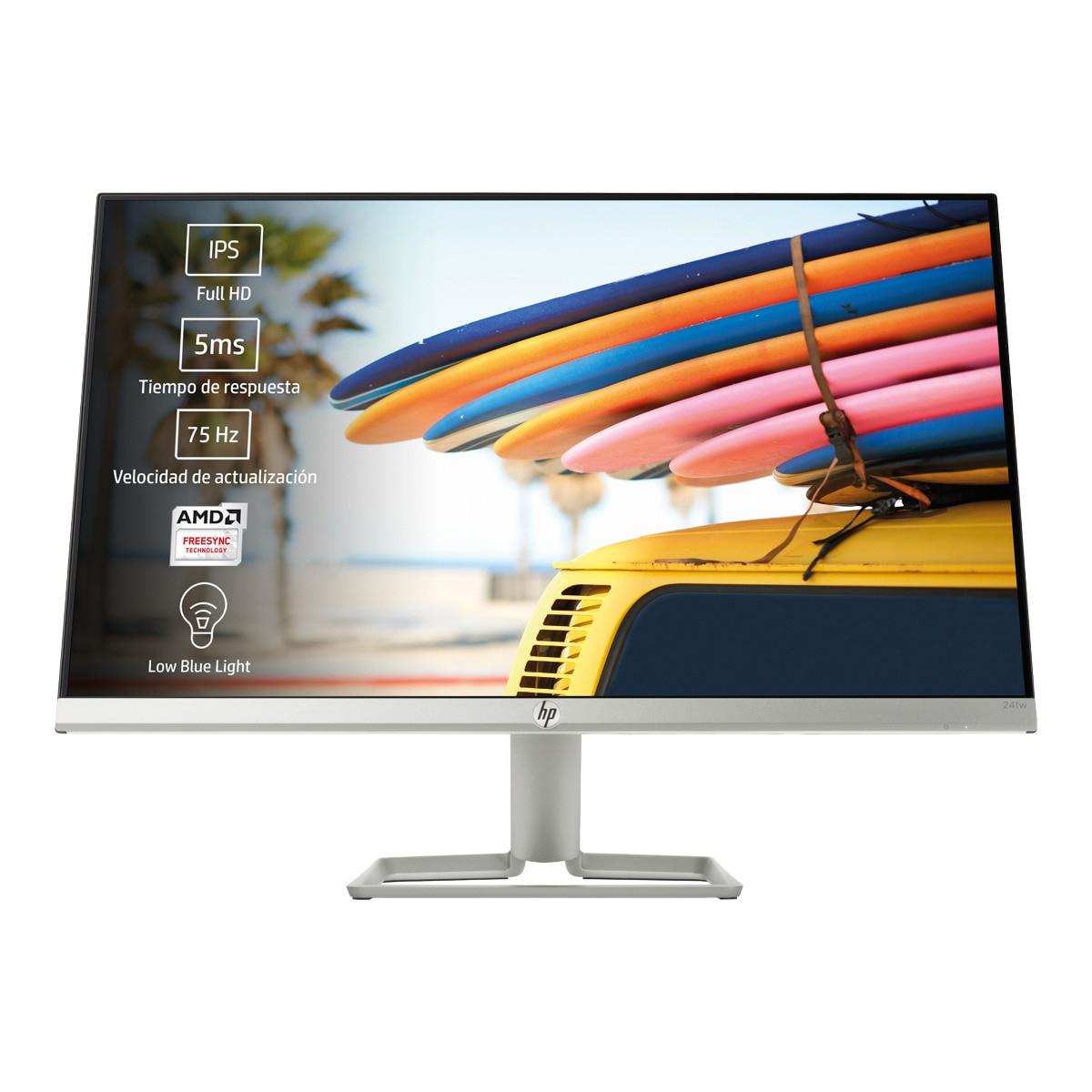 Monitor HP 24fw, Full HD, AMD FreeSync