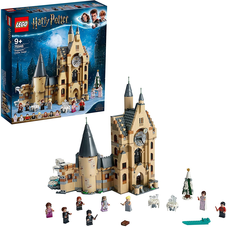 Lego Harry Potter Torre del Reloj solo 63.9€