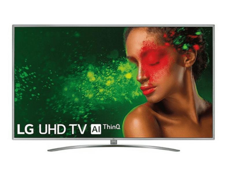 "TV LED 75"" - LG 75UM7600PLB, Panel IPS UHD 4K, Smart TV IA, Quad Core, Sonido DTS Virtual: X, HDR 10 Pro"