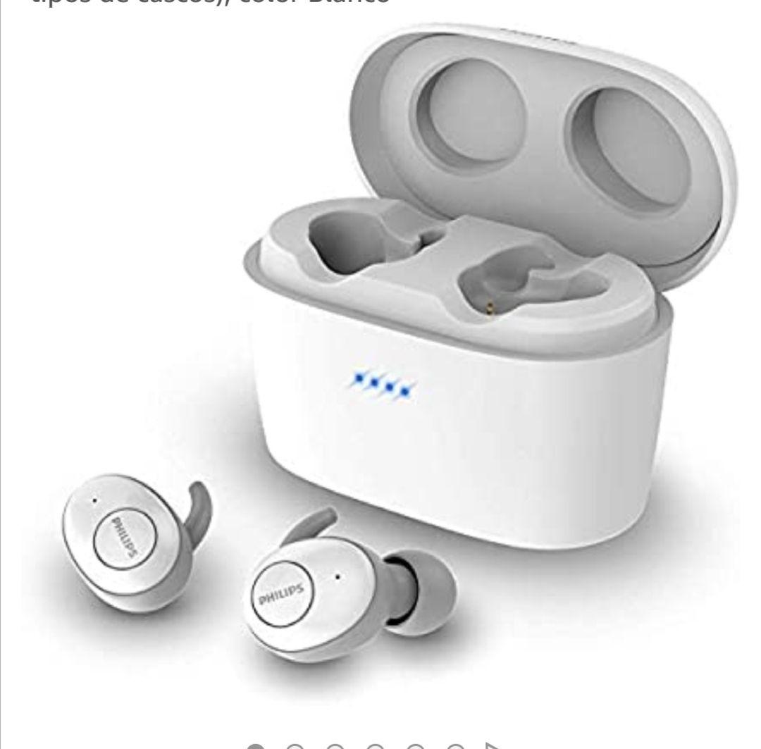 Auriculares inalámbricos Philips SHB2515WT/10 auriculares Bluetooth