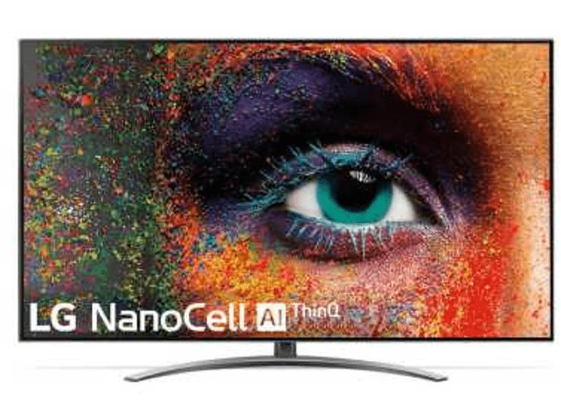"""TV LED 55"""" - LG 55SM9010PLA, NanoCell 4K"""