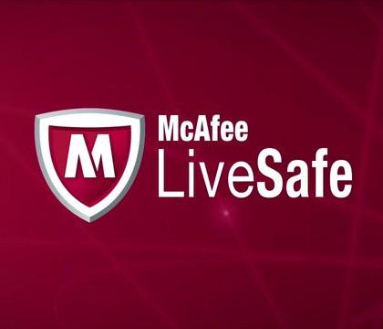 McAfee LiveSafe - Antivirus multiplataforma [min. 15 meses]