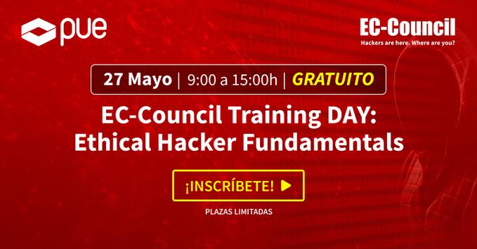 Curso Ethical Hacker Fundamentals en Live Virtual Class