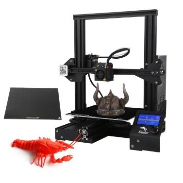 Impresora Creality Ender 3X actualizada con envío rápido