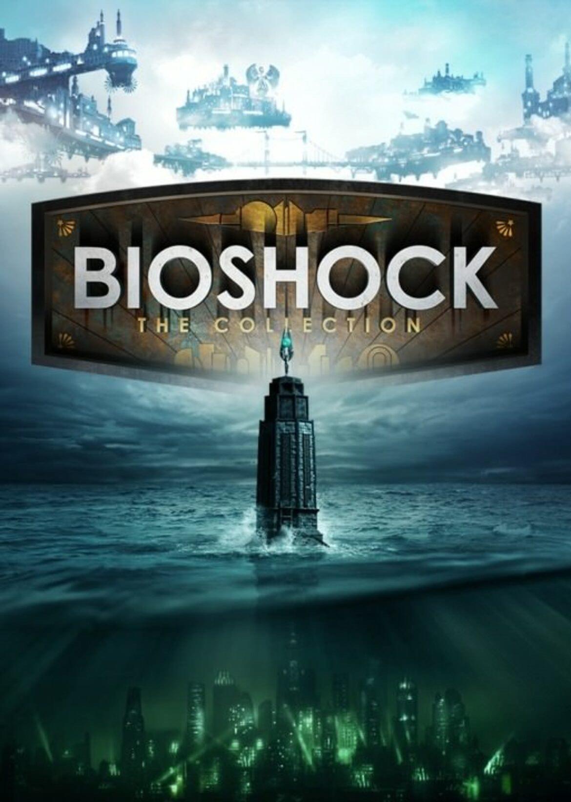 Bioshock: The Collection Xbox One por solo 9,99€