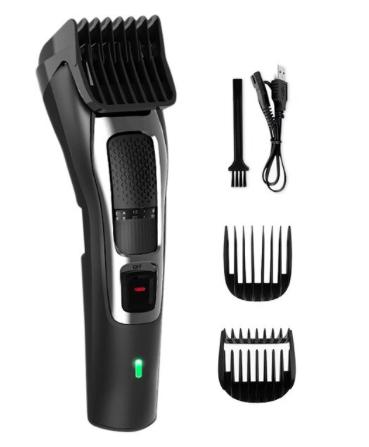 Recortadora de pelo profesional para hombres de Enchen, cortadora de pelo eléctrica, recortadora de barba, recargable, sin cable