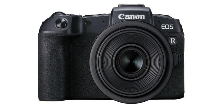 Camara Profesional Canon EOS RP c/adaptador de montaje. NUEVO
