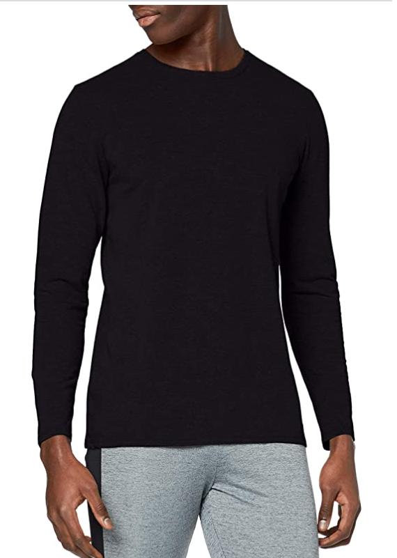 3 COLORES, SOLO TALLA L - Activewear Camiseta Deporte Hombre (Desde 4.15€)