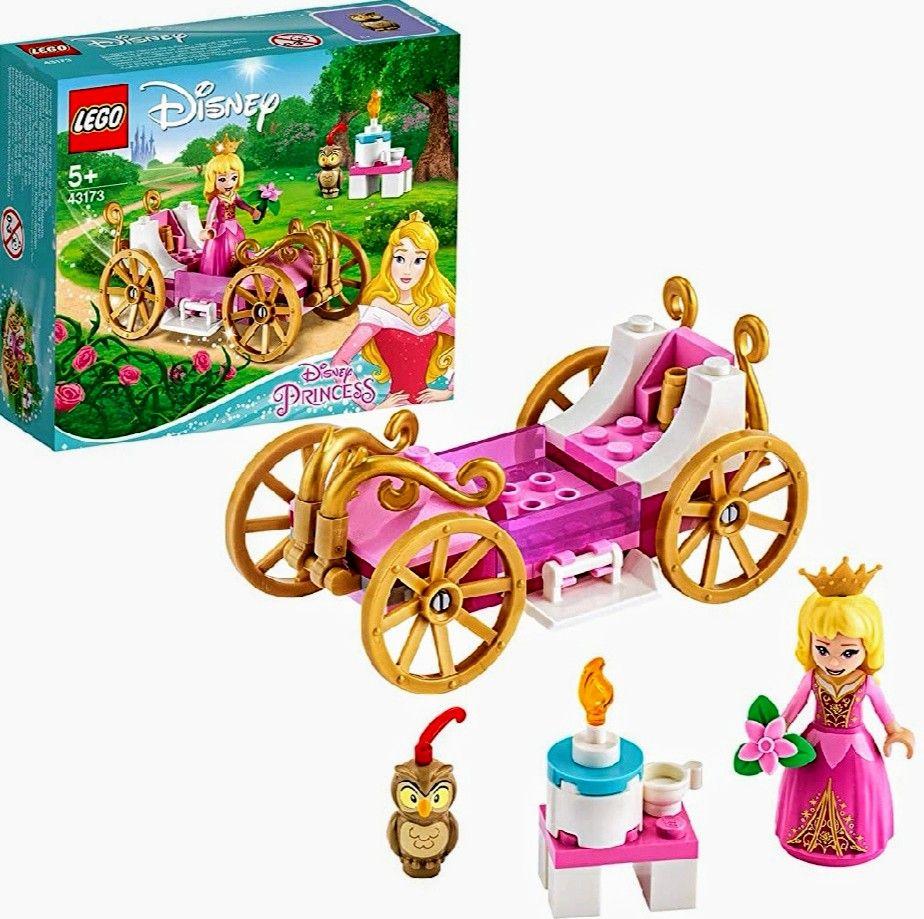 LEGO Disney Princess - Carruaje Real de Aurora .