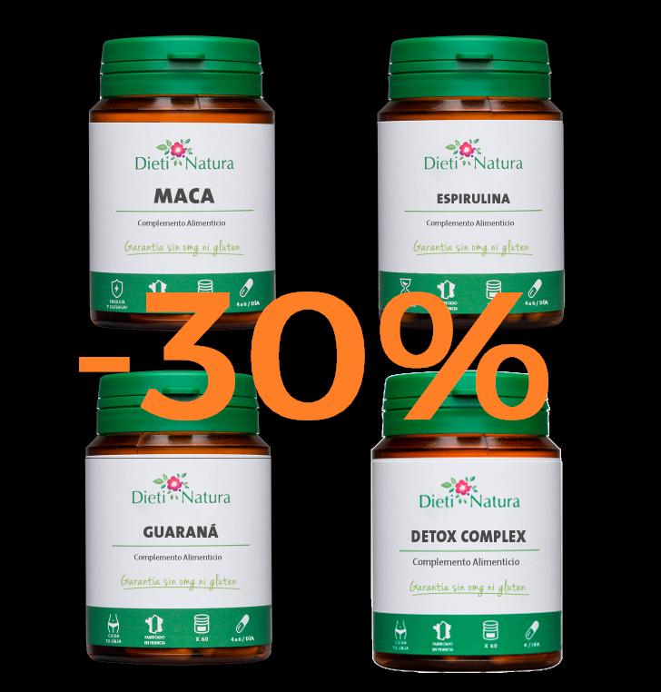 -30% de descuento en una selección de productos