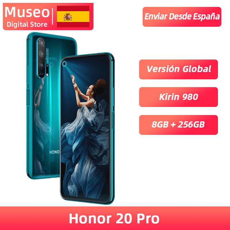 Honor 20 Pro Smartphone 8GB/256GB Kirin 980. Desde España. Color morado.