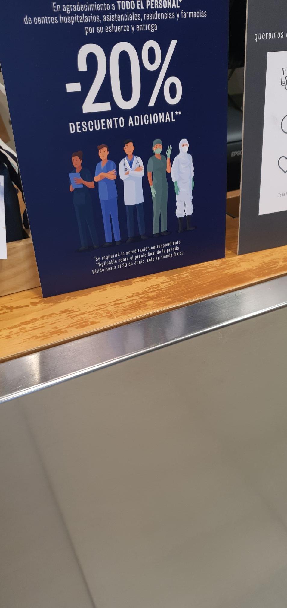 Descuento 20% para Sanitarios en Springfield