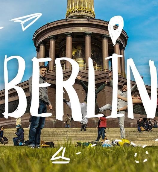 Vuelos a Berlin desde 10 €