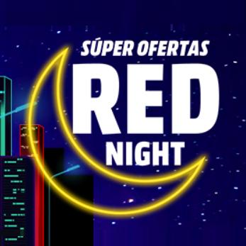 Red Night en MediaMarkt (Ej: Lenovo Smart Display 79€ | Domótica Xiaomi 4.99€)