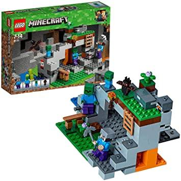 LEGO Minecraft - La Cueva de los Zombis 13,59€
