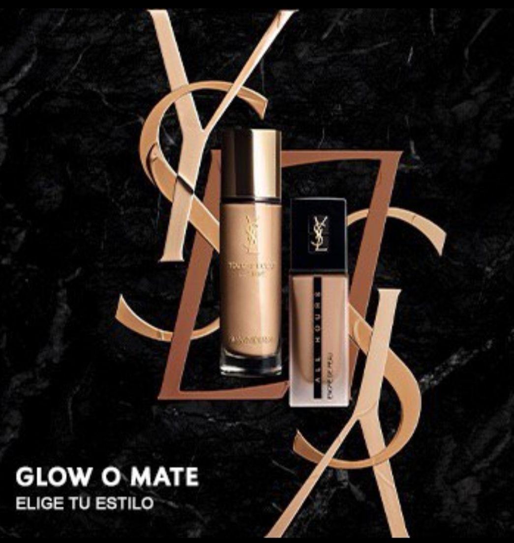 Muestras gratis de maquillaje Yves Saint Laurent