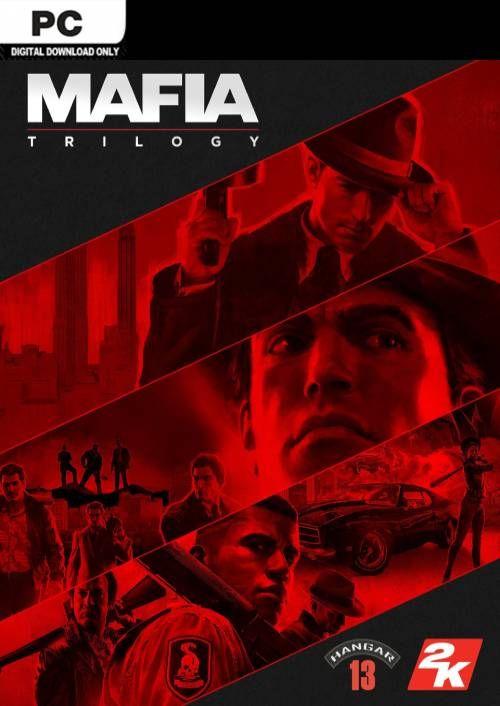 Mafia Trilogy (ediciones definitivas) para Steam (PC) al 20% de descuento