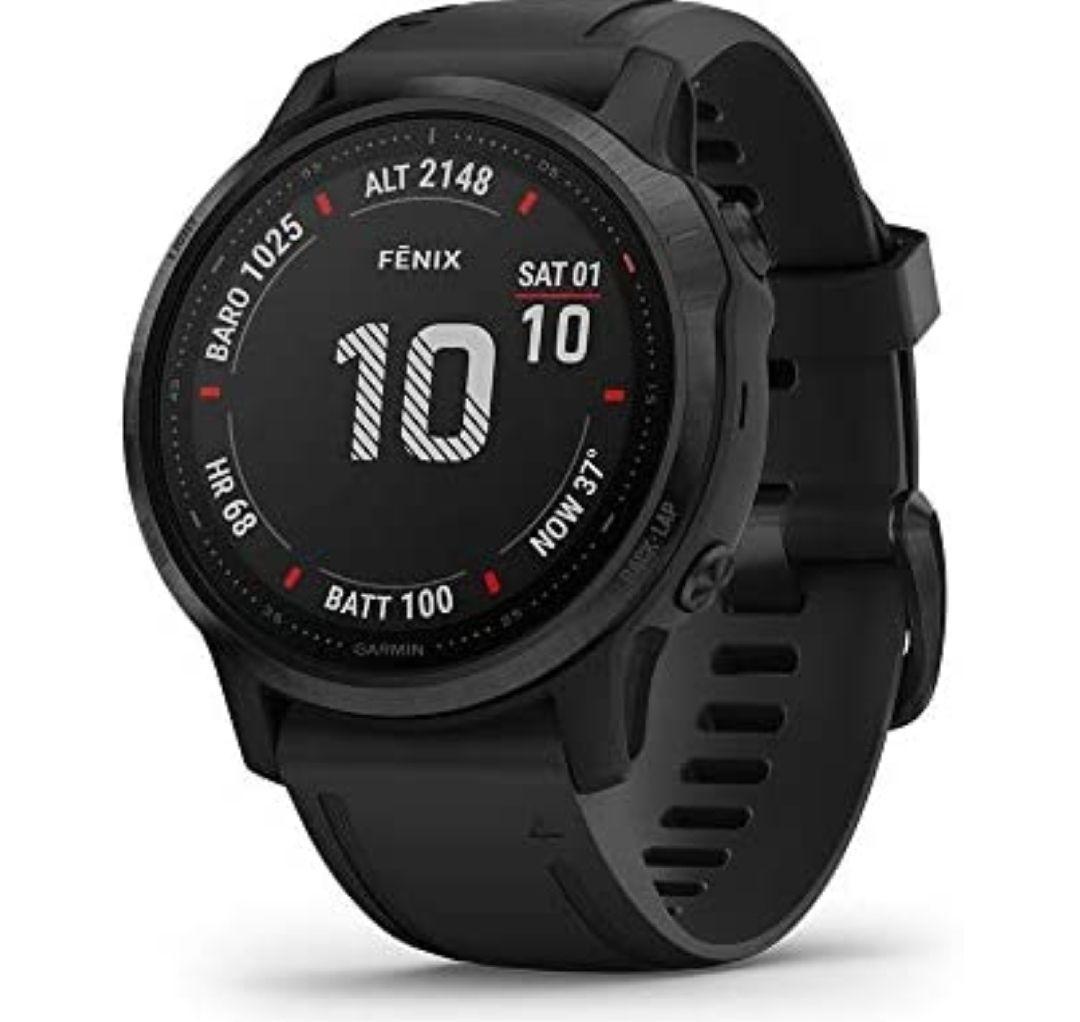 Garmin, Fenix 6S Pro, GPS, Sensores ABC. también en Mediamarkt *Mínimo histórico*