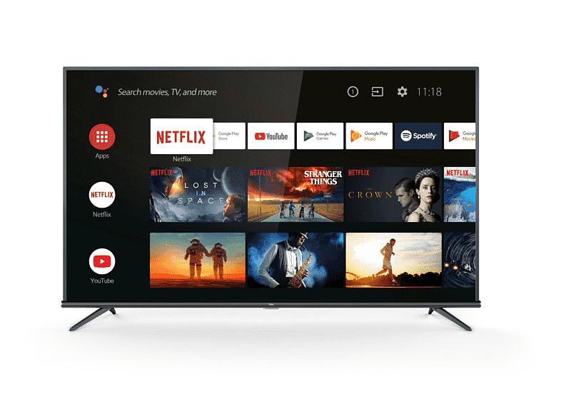 """TV LED 55"""" - TCL 55C715, UHD 4K"""