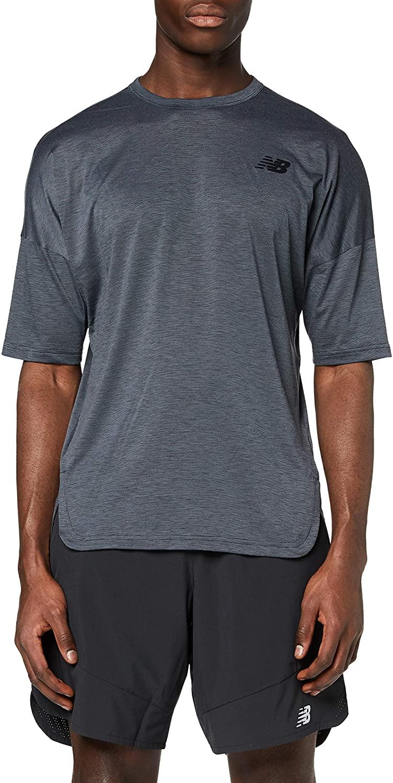 New Balance Reclaim Hybrid SS tee Camiseta, Hombre tallas S y L.