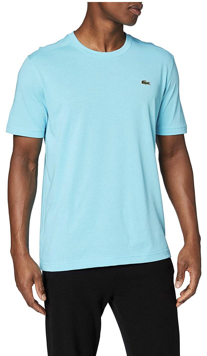 Camiseta Lacoste Azul Celeste (XS)