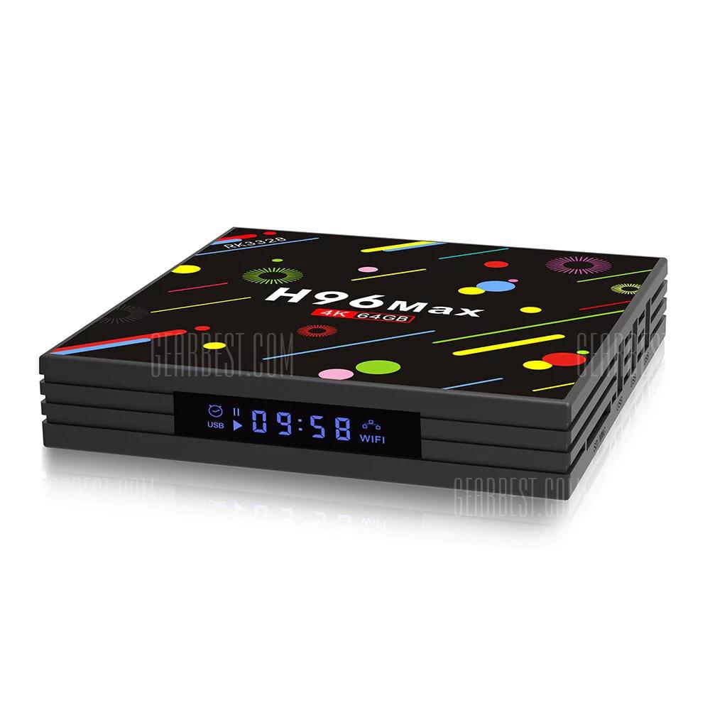 TV box H96 MAX 4/64 GB