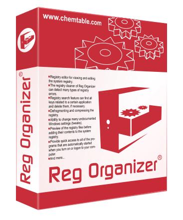Reg Organizer Windows GRATIS!