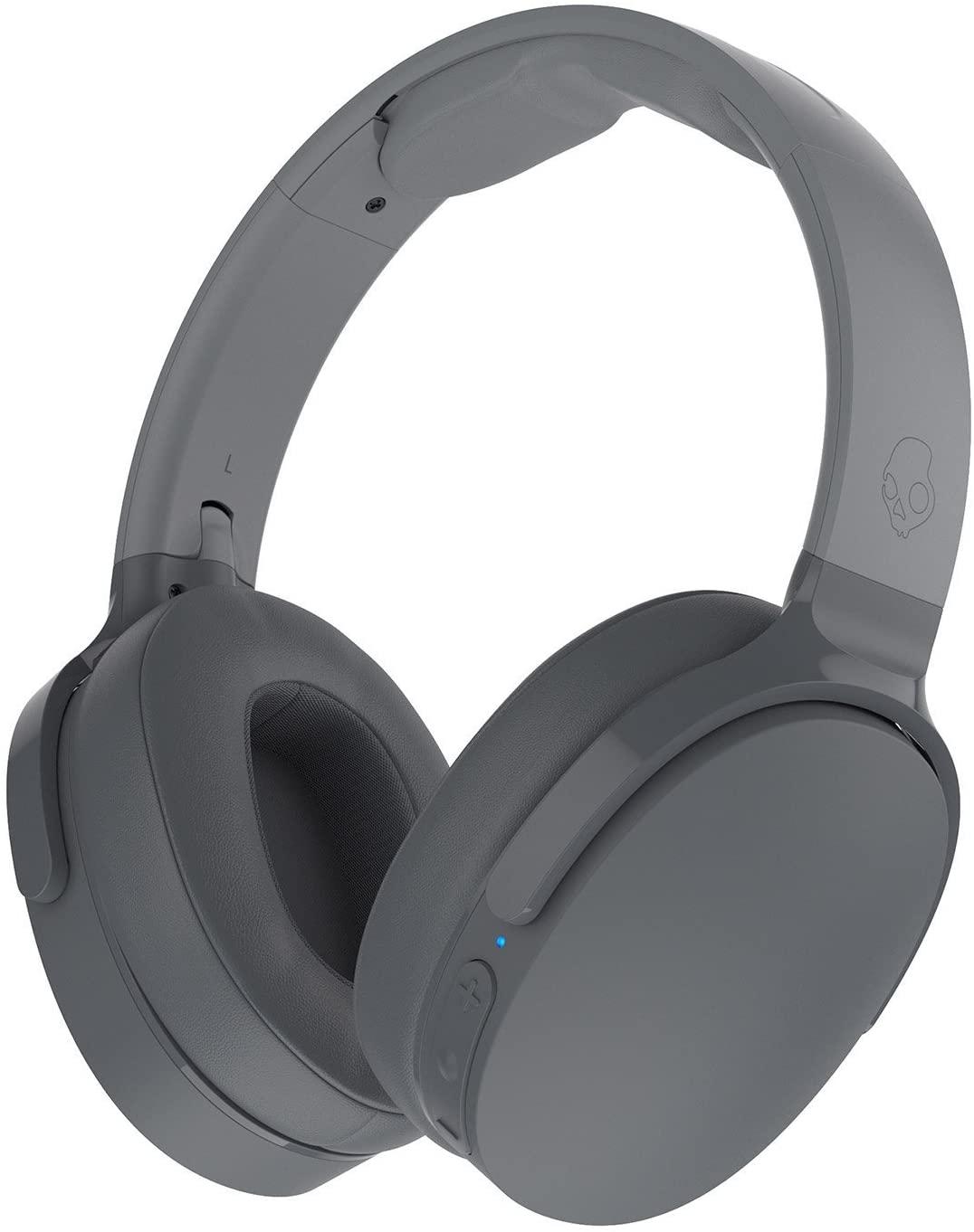 Auriculares Skullcandy Hesh 3 Over-Ear Bluetooth Inalámbricos con Micrófono Integrado, Batería de Carga Rápida con 22 Horas de Duración