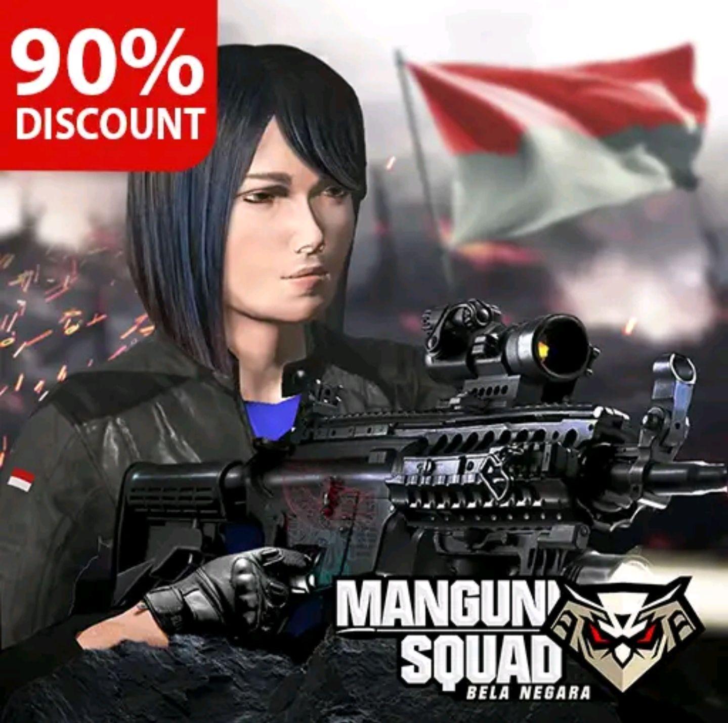 Manguni Squad (juego en primera persona)