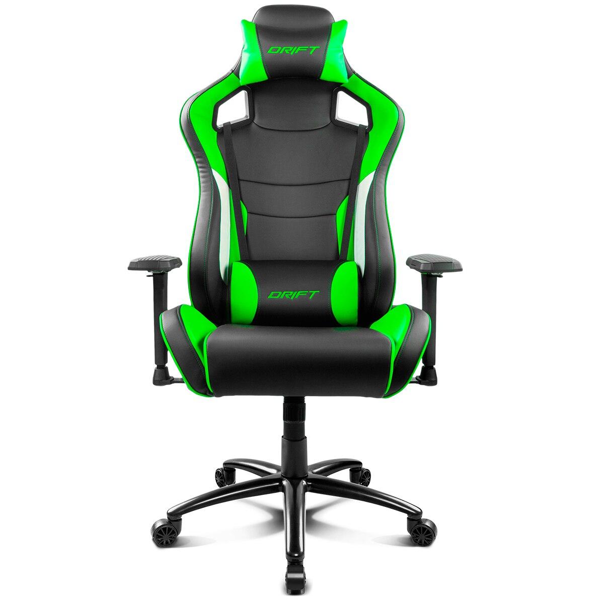 Silla gaming Drift DR400 verde