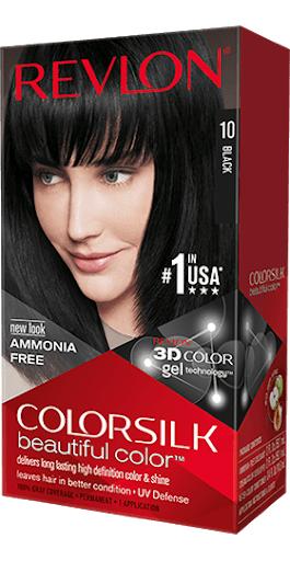 10 Tintes Revlon ColorSilk por 1.95€/Unidad