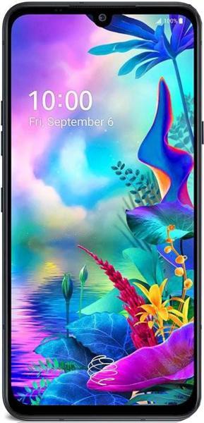 Teléfono LG G8X ThinQ Dual Screen 128 GB negro Estado Nuevo