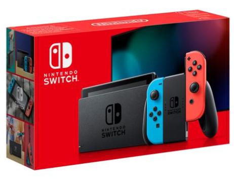Nintendo Switch V2 toysRus