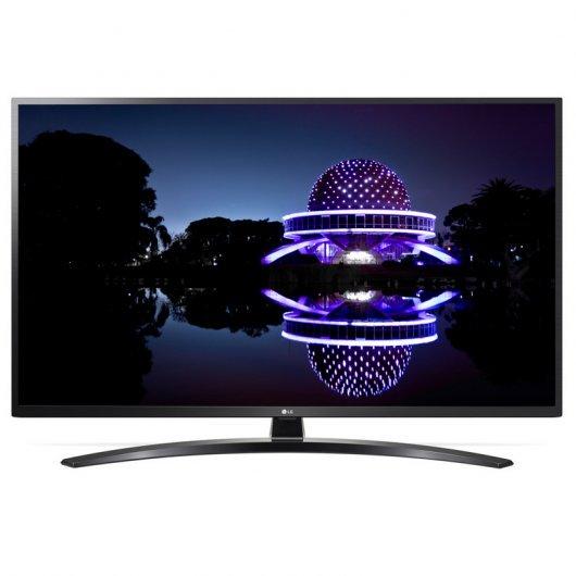 """TV LED LG 55"""" LED UltraHD 4K IA - COMPATIBLE ALEXA Y GOOGLE"""