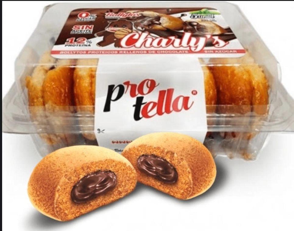 Bollitos proteicos Protella 230 gr.
