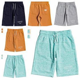 Quiksilver Easy Day Sweat SRT - Pantalones Cortos Niños en 4 colores.