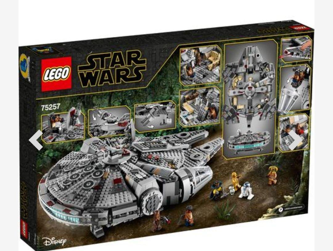LEGO Star Wars - Halcón Milenario -